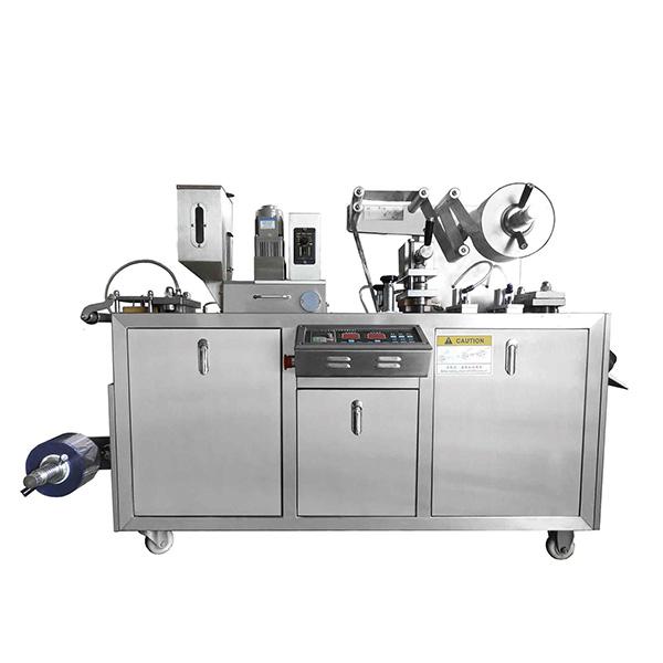 DPP115-Blister-Packing-Machine