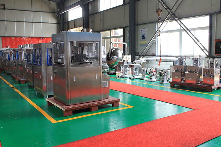 Capsule-filling-machine