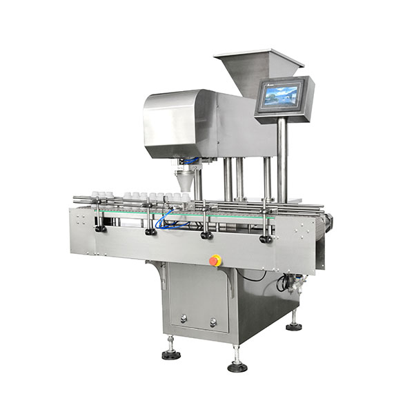 Multi-channel-Electronic-Counting-Machine