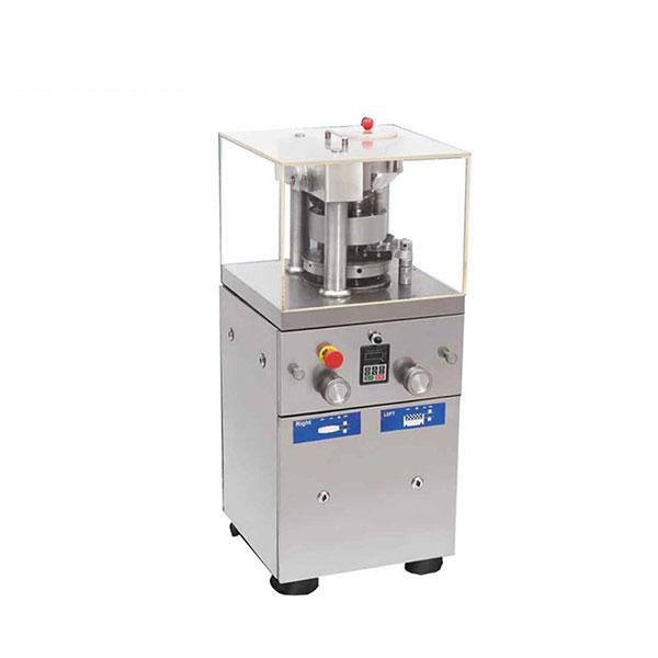 Rotary-tablet-press