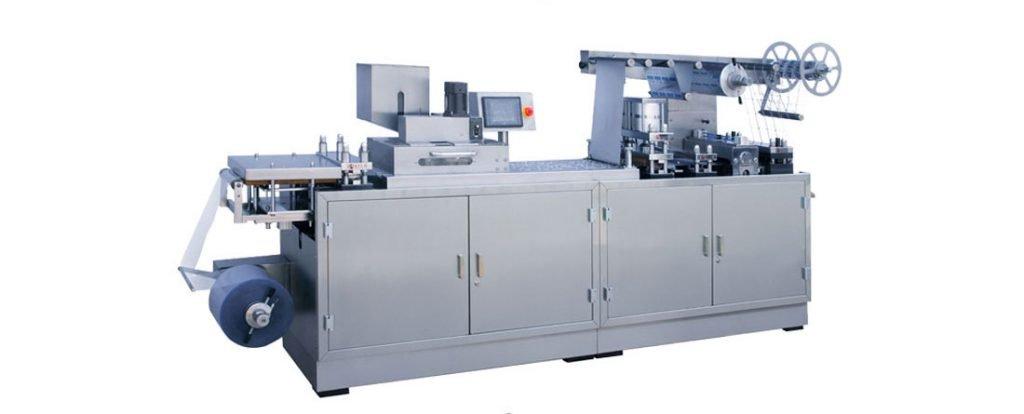 DPP180-Blister-Packing-Machine