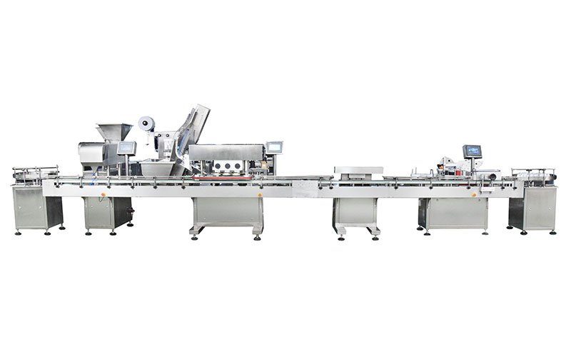 Multi-function-Automatic-Counting-Line