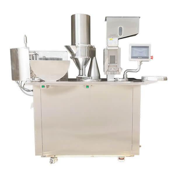 Semi-Auto-Capsule-Filling-Machine