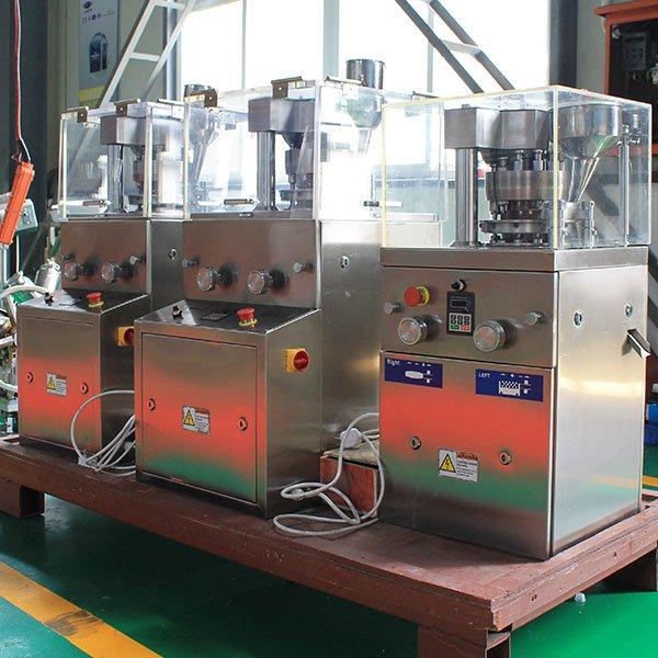 ZP-Rotary-Tablet-Press-Machine